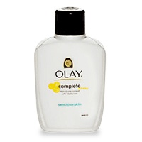 Oil of Olay moisturizer. a timeless classic. i've been using it for almost 20 years to take off my makeup!