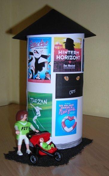 Uschis Hobbykiste: Musical-Gutschein