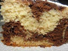 Fabulosa receta para Torta casera marmolada . Riquísima y vistosa la torta marmolada, ideal para el té o café y disfrutar un día de lluvia.
