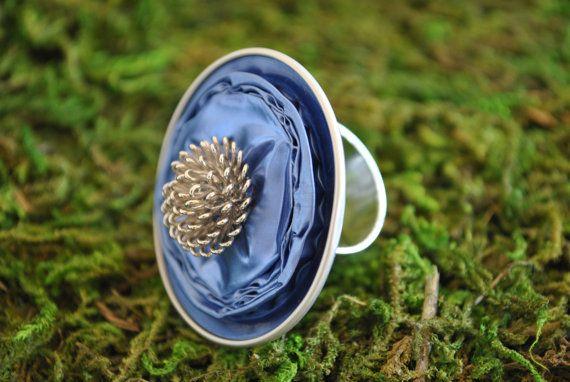 Nespresso Capsule ring! @Jaime Drummy