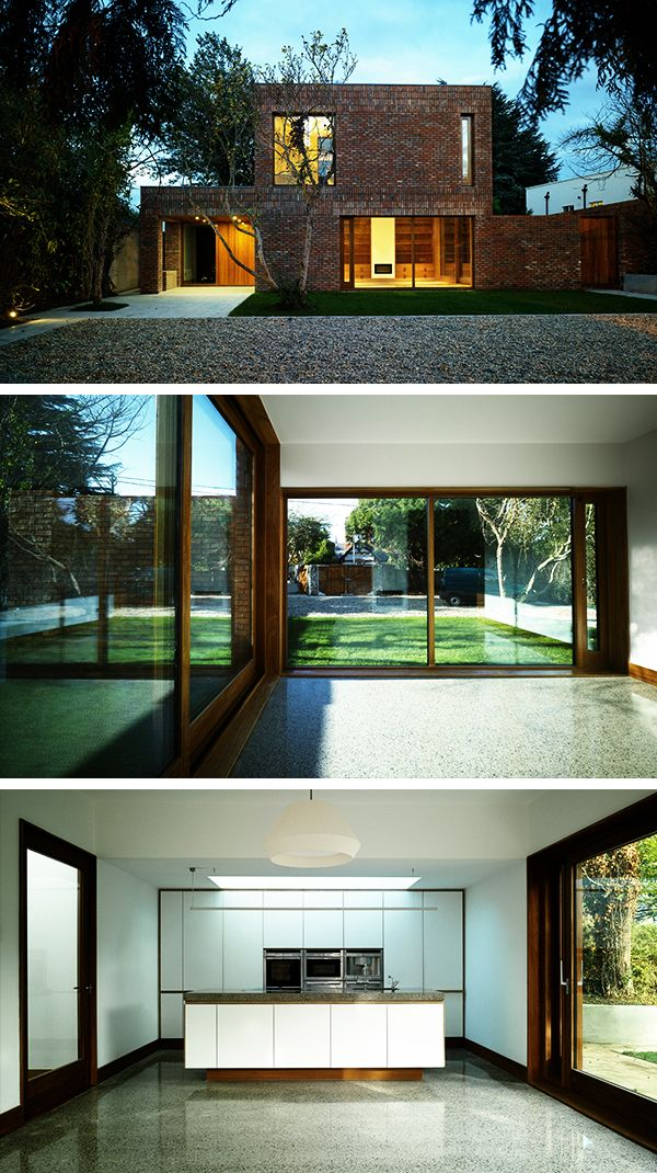 House On Mount Anville By Aughey O Flaherty Architects In Dublin Ireland House Architect Residential Architecture