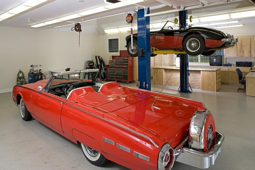 42 best images about garage ideas on pinterest for Garage sn autos 42