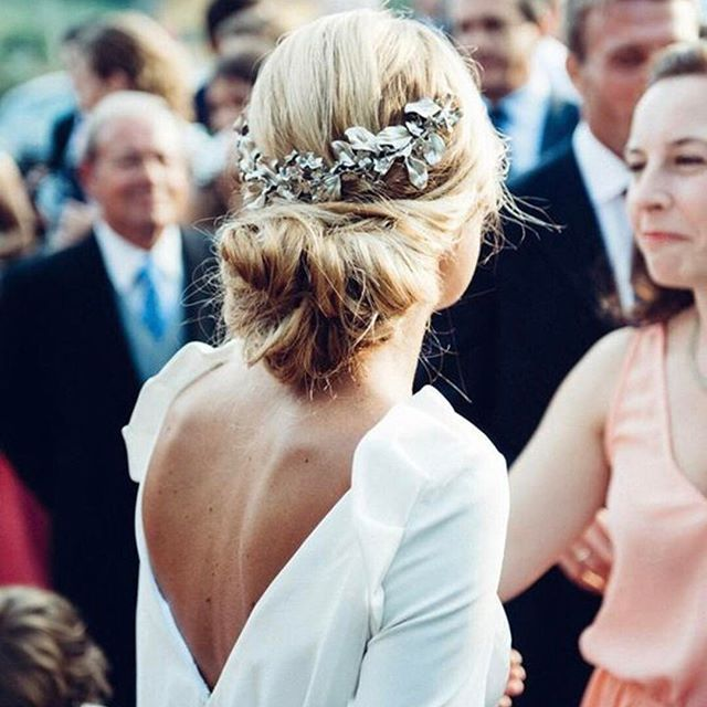 HAIR | Inspiration | #chosen #chosenbyoneday #chosenbride  #hair #hairinspiration #weddinghair    #Regram via @chosenbyoneday