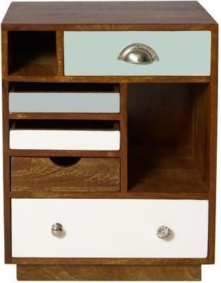 Percy Wood Bedside Cabinet from Oliver Bonas