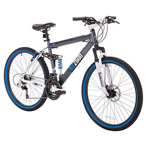 Special Offers - Kent Thruster KZ2600 Dual-Suspension Mountain Bike 26-Inch - In stock & Free Shipping. You can save more money! Check It (July 16 2016 at 06:04PM) >> http://bmxbikeusa.net/kent-thruster-kz2600-dual-suspension-mountain-bike-26-inch/