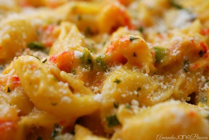 Creamy Crawfish Pasta