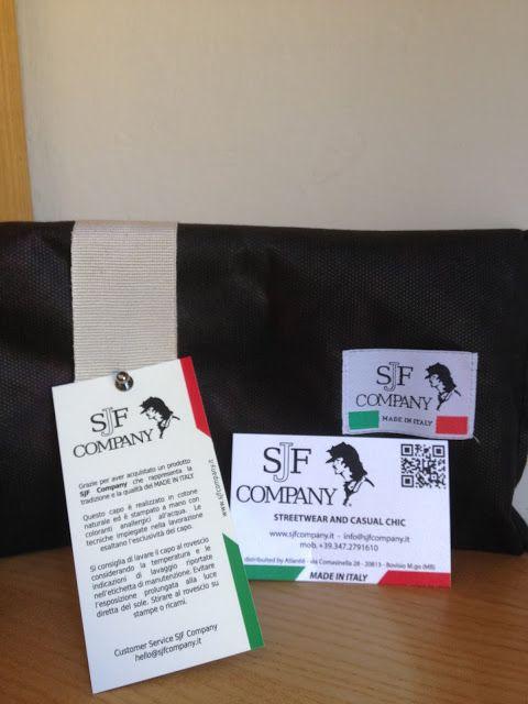 "Lucy Diegoli for SJF Company. ""Oggi sul mio blog scopriamo insieme chi è Sir John Francis!"" http://www.tpinkcarpet.com/2013/08/vi-presento-sir-john-francis.html"