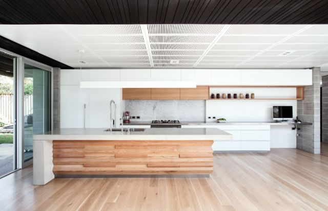 alisa and lysandra The Block Sky High..Interiors Addict's Guide to Designing a Modern Kitchen