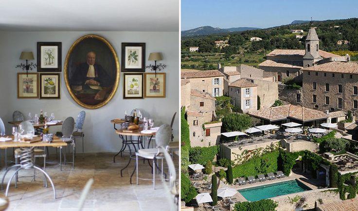 HÔTEL CRILLON LE BRAVE Provence, France