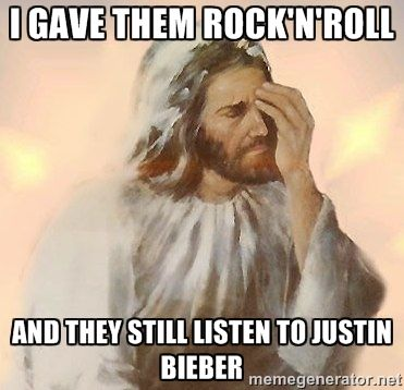 rock n roll meme - Google Search