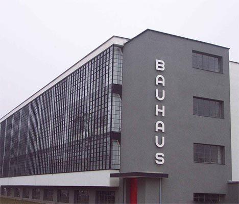 7 best our inspiration images on pinterest bauhaus for Bauhaus arredamento