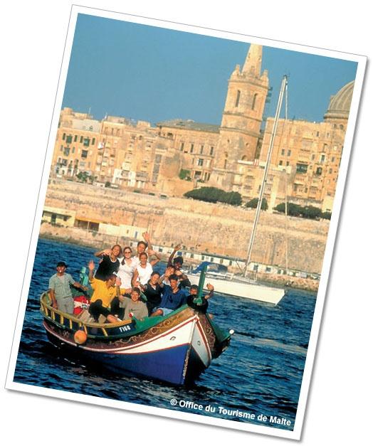 Malte | séjour linguistique Anglais au Soleil