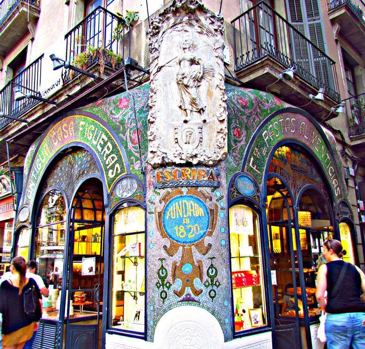 Pastisseria Escriba, Barcelona