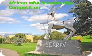 African MBA Scholarships Competition at University of Surrey in UK , and applications are submitted till 30th June 2014. The University of Surrey is offering three partial scholarships to nationals from the continent of Africa. - See more at: http://www.scholarshipsbar.com/african-mba-scholarships-competition.html#sthash.QFEGH6BE.dpuf