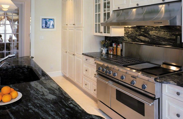 smart technology home control system kitchen 10 Awesome Ways to Take Advantage of Smart Home Technology