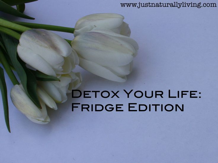What you eat and drink is important to your health, most of those items pass through your fridge before you consume them. Learn how to detox your fridge.
