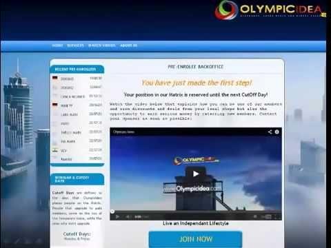 Olympic Idea   Ολυμπιακή Ιδέα