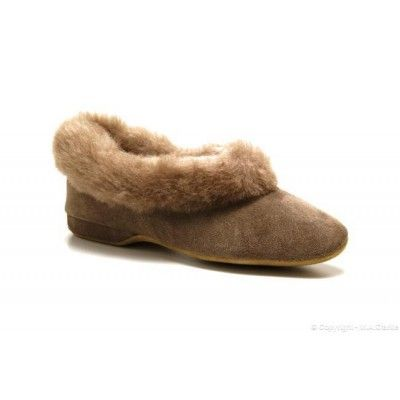 Drapers Ladies Sheepskin Slipper -Jane £65
