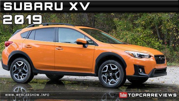 2019 Subaru Crosstrek Sport New Interior Car Review 2019