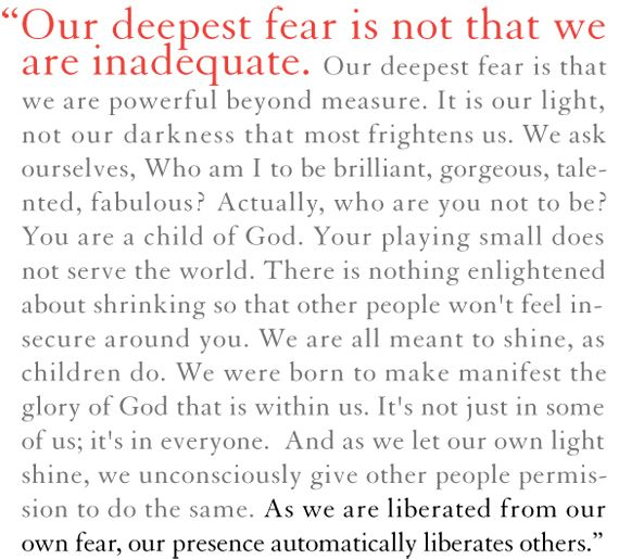 Marianne Williamson Quote Live By This Quotes At Repinnednet
