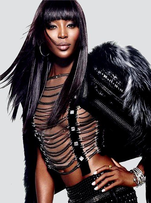 she-loves-fashion:  SHE LOVES FASHION: Naomi Campbell for Elle Ukraine November 2013