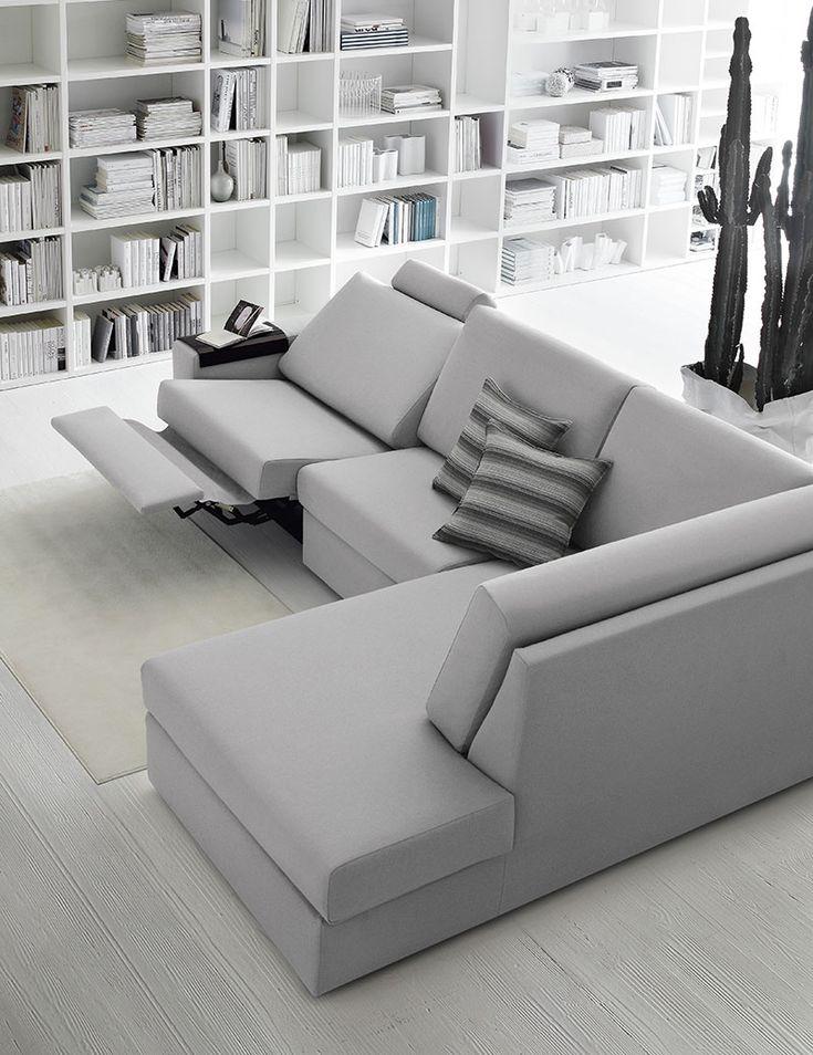 Oltre 25 fantastiche idee su divano ad angolo su pinterest divani comodi divano rustico e divano - Dimensioni divano ad angolo ...