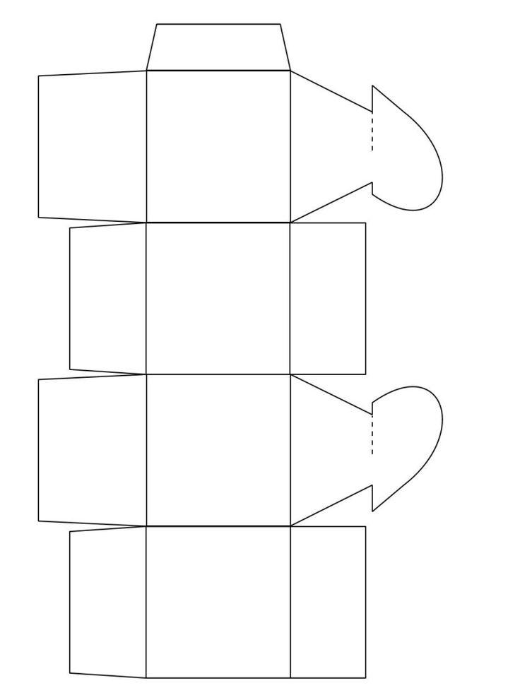 herz schachtel vorlage zum ausdrucken silhouette cameo pinterest basteln. Black Bedroom Furniture Sets. Home Design Ideas