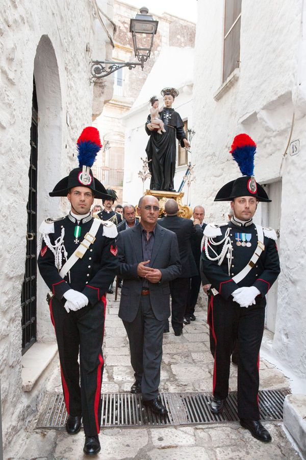 Create emotions in your travel photography - How To Shoot An Event As Part Of A Travel Story, Procession in Ceglie Messapica copyright Carla Coulson