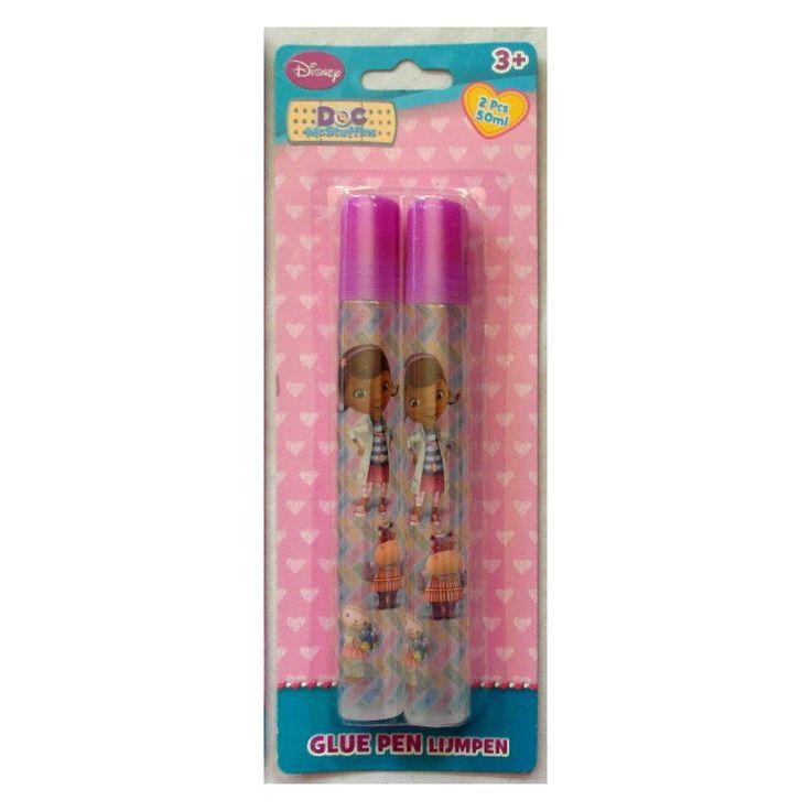 2 stk Doc McStuffins lim penne
