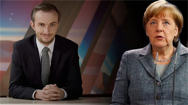Merkel accepts prosecution of comedian insulting Erdoğan / Germany Chancellor accepts request of Turkish authorities to prosecute Jan Böhmermann who read out insulting crude poem about Turkish President