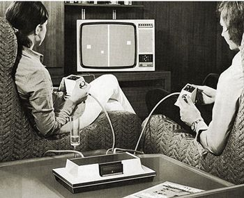 """Early 1970's """"pong"""""""
