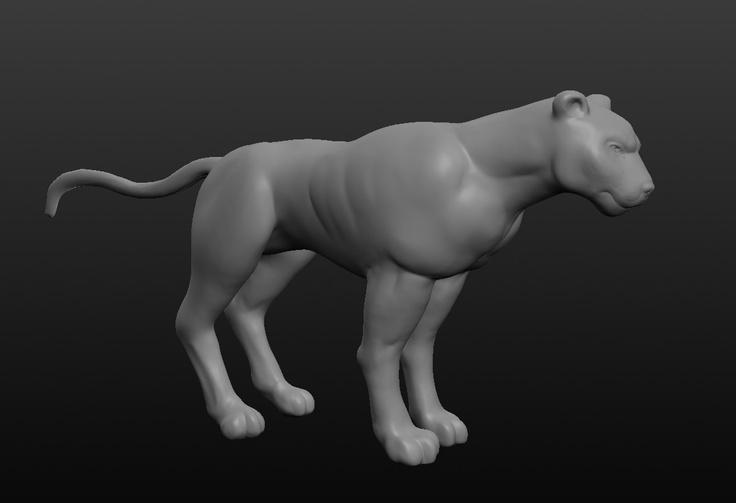 Técnicas de escultura digital con ZBrush y Sculptris | Cursos ZBrush UPV