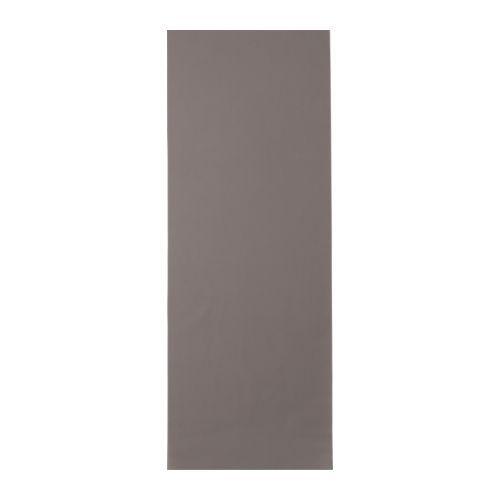 ANNO TUPPLUR Paneelgordijn IKEA Ook te gebruiken als scheidingswand, om een open opberger te verbergen of in plaats van een deur.