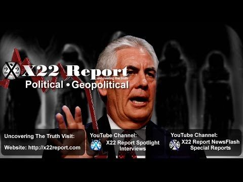 The Deep State Has Done It, All Will Be Revealed In The Next Couple Of Weeks - Episode 1242b - YouTube