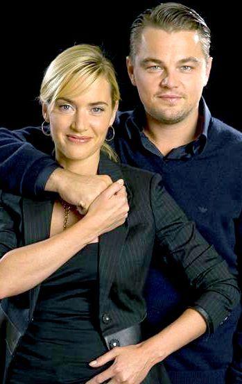 Leonardo DiCaprio & Kate Winslet - Titanic & Revolutionary Road