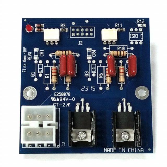 Liftmaster Elite Q401 Omni 1 Hp Control Board K 001a5872 Liftmaster Omni Gate Operators
