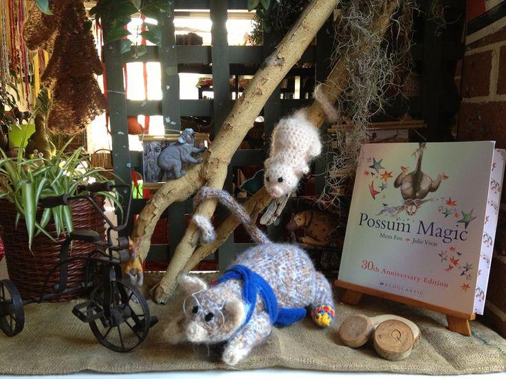 Possum Magic- Mem Fox; Julie Vivas - invitation to play at Puzzles Family Day Care ≈≈