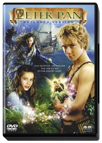 *PETER PAN, 2003:    Starring: Rachel Hurd-Wood and Jeremy Sumpter.