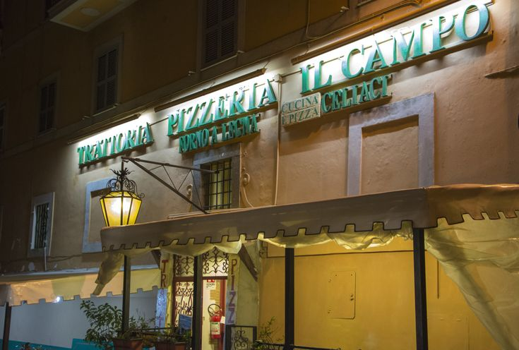 Pizza senza glutine a Frascati - Gluten Free Travel and Living