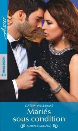 Couverture du livre : Mariés sous condition