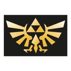 Legend of Zelda Logo - Bing images