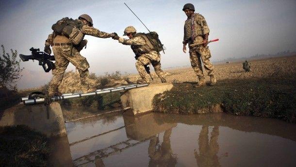 Der Einsatz in Afghanistan prägte die Bundeswehrsoldaten - und entfremdete sie der Öffentlichkeit
