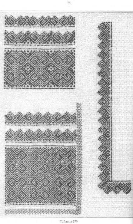 Gallery.ru / Фото #70 - Carpathian Ghutsul Ethnicity Stitching Part 1 - thabiti