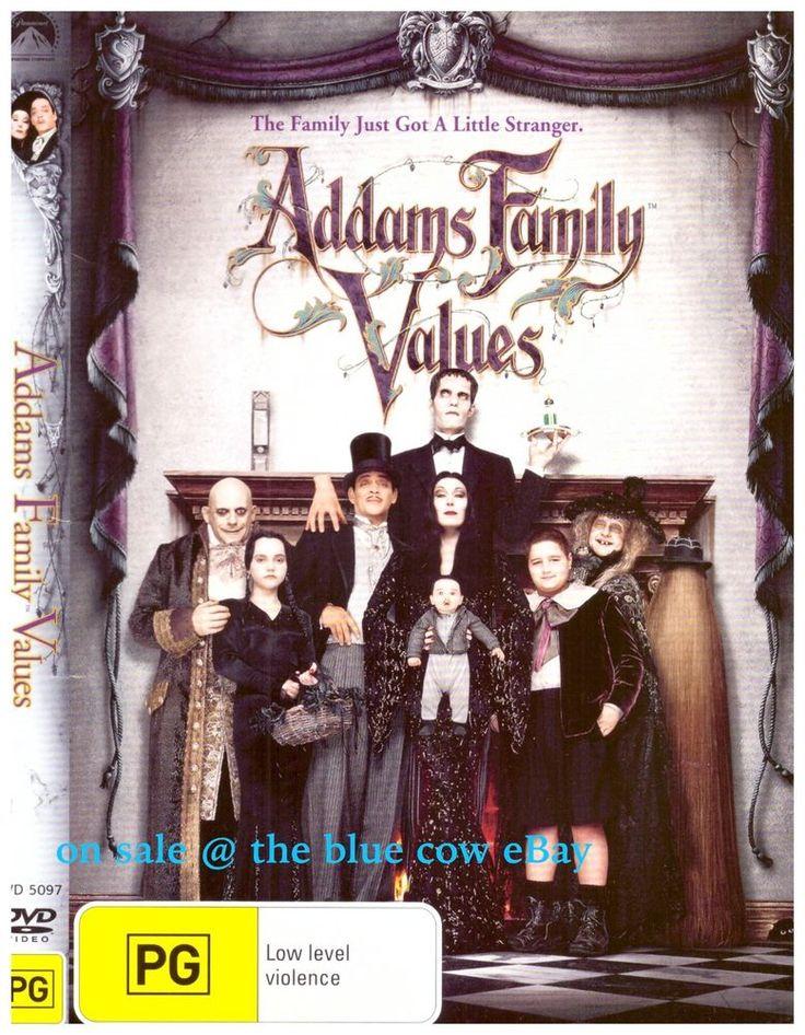 #Check out Addams Family Values DVD R4  https://www.ebay.com.au/itm/162768266827?roken=cUgayN&soutkn=TzBBgV via @eBay
