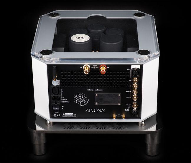 Apurna : L'amplificateur audio au design personnalisable.