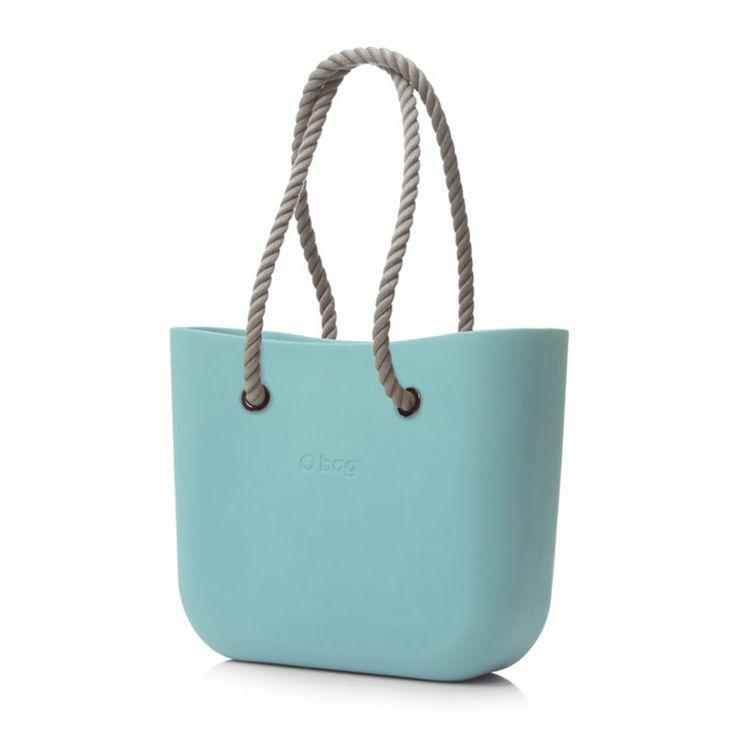fullspot o bag rope turquoise