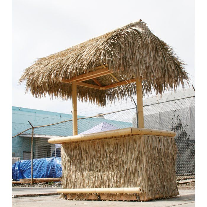Mexican Palm Thatch Runner Roll Backyard Landscaping Designs Landscape Edging Cedar Garden Bridge