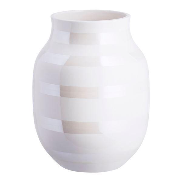 449 kr på Kitch'n - Kähler, omaggio vase 20cm perlemor