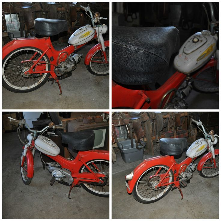 Sears Allstate PUCH Moped Scooter *SOLD* | Puch moped ...