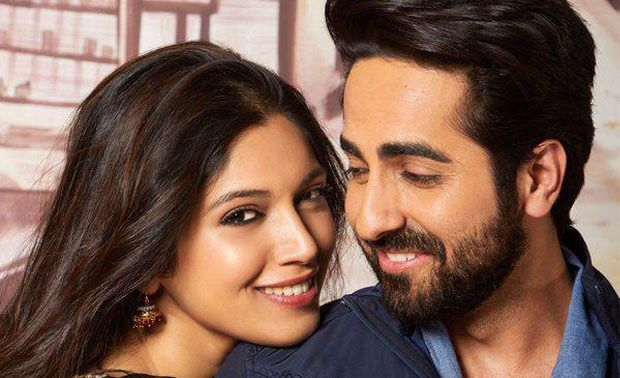 Check out the first of Ayushmann Khurrana And Bhumi Pednekar's film 'Manmarzian' - Cine Newz